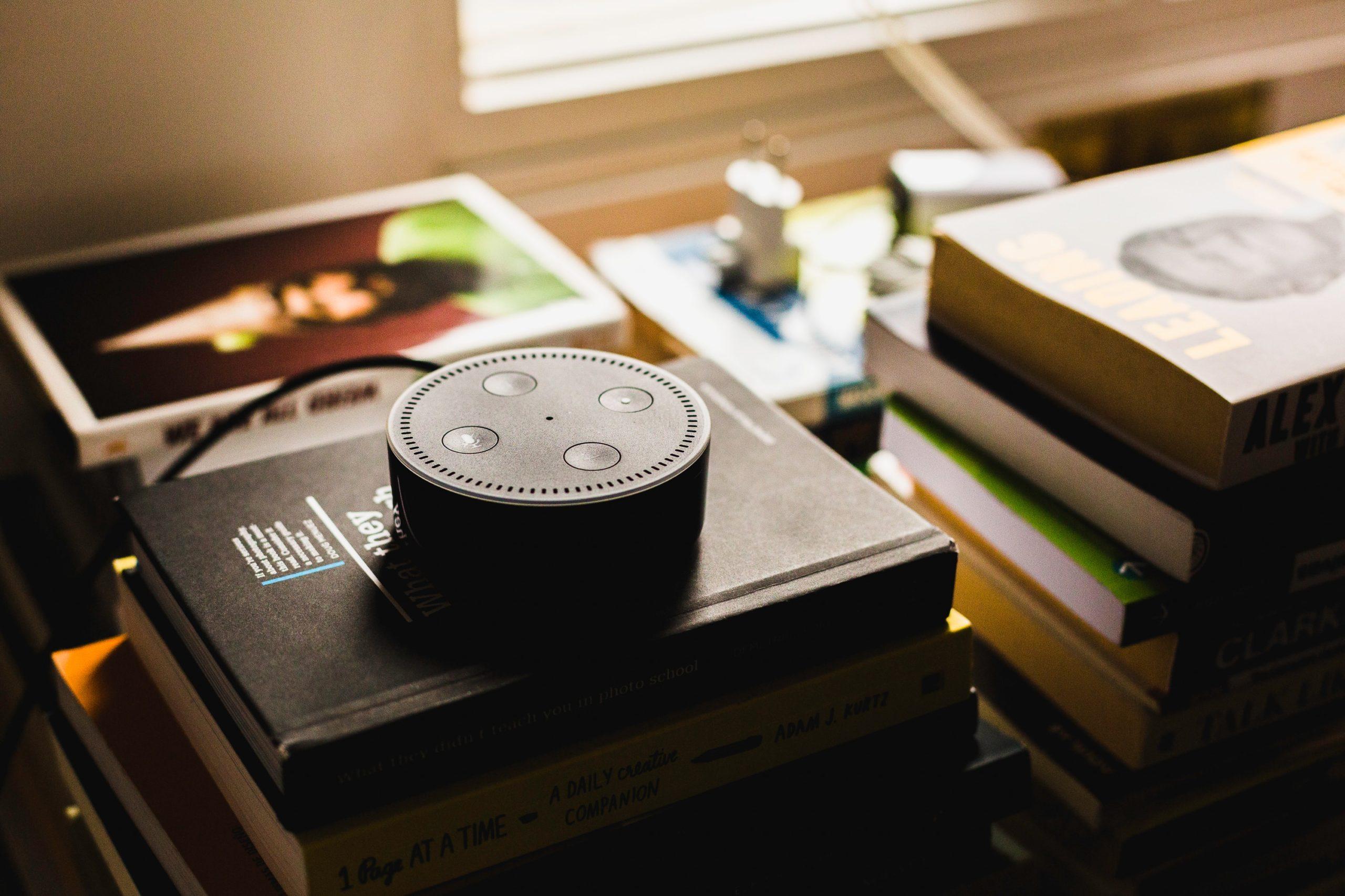 Mit Echo Dot können die User interagieren